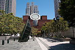 San Francisco Museum of Modern Art, SFMOMA, Mario Botha designed.   Photo copyright Lee Foster.  Photo # casanf103982