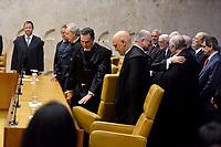 BRASÍLIA, DF, 22.03.2017 – POSSE-ALEXANDRE DE MORAES – Alexandre de Moraes durante cerimônia de sua posse como Ministro do Tribunal Federal, na tarde desta quarta-feira, 22, no Plenário do STF.(Foto: Ricardo Botelho/Brazil Photo Press)