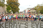 ONTHEIRMARKS: On their marks were hundreds who ran in the first 10k Mini Marathon to raise funds for the Carers Branch of Tralee on Sunday morning which started from the Brandon Hotel. ..