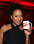 Tracie Thoms during a press preview at Feinstein's/54 Below on November 18, 2016 in New York City.