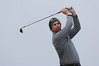 Kieran Murphy (Cork) on the 4th tee during Round 3 of The West of Ireland Open Championship in Co. Sligo Golf Club, Rosses Point, Sligo on Saturday 6th April 2019.<br /> Picture:  Thos Caffrey / www.golffile.ie