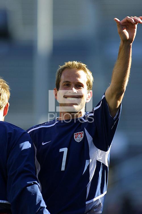 Eddie Lewis, Ecuador vs USA, 2002.