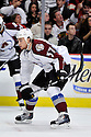 RYAN O'REILLY,  of the Colorado Avalanche in action  during the Avalanche game against the Chicago Blackhawks at the United Center in Chicago, IL.  The Colorado Avalanche beat the Chicago Blackhawks 4-3 in Chicago, Illinois on December 15, 2010....
