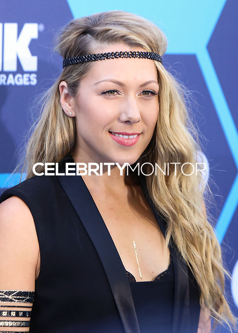 LOS ANGELES, CA, USA - JULY 27: Singer Colbie Caillat arrives at the 16th Annual Young Hollywood Awards held at The Wiltern on July 27, 2014 in Los Angeles, California, United States. (Photo by Xavier Collin/Celebrity Monitor)