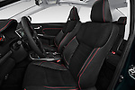 Front seat view of a 2015 Toyota Camry Se 4 Door Sedan front seat car photos