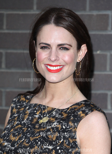 Susie Amy arriving for the Chickenshed Theatre charity event, London Studios, South Bank, London. 16/04/2013 Picture by: Alexandra Glen / Featureflash