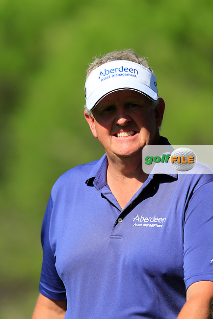 Colin Montgomerie (SCO) during round 2 of the Turkish Airlines Open presented by the Ministry of Tourism and Culture, hosted at the The Montgomerie Maxx Royal,Antalya,Turkey.<br /> Picture: Fran Caffrey www.golffile.ie