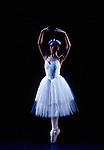 English National Ballet. Etudes. Belinda Hernandez