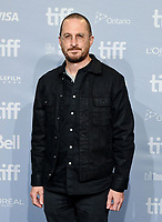 10 September 2017 - Toronto, Ontario Canada - Darren Aronofsky. 2017 Toronto International Film Festival - &quot;mother!&quot; Press Conference held at TIFF Bell Lightbox. <br /> CAP/ADM/MJT<br /> &copy; MJT/ADM/Capital Pictures