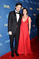 HOLLYWOOD, CA - FEBRUARY 02: Jason Bateman (L) and Amanda Anka attend the 71st Annual Directors Guild Of America Awards at The Ray Dolby Ballroom at Hollywood & Highland Center on February 02, 2019 in Hollywood, California.<br /> CAP/ROT/TM<br /> ©TM/ROT/Capital Pictures