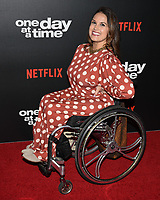 "07 February 2019 - Los Angeles, California - SANTINA MUHA. Netflix's ""One Day at a Time"" Season 3 Premiere and Global Launch held at Regal Cinemas L.A. LIVE 14. Photo Credit: Billy Bennight/AdMedia"