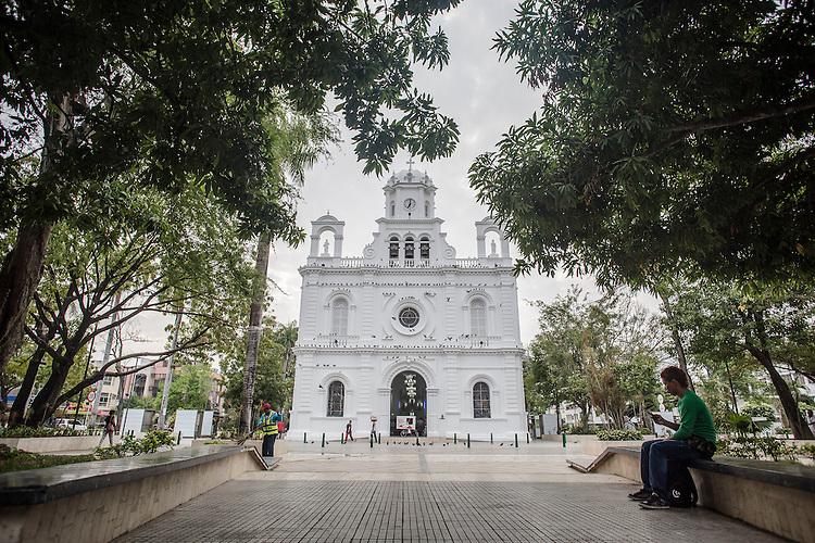 Obras Monter&iacute;a Amable, el 22 de enero de 2015.<br /> <br /> Foto:  Joaquin Sarmiento