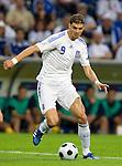 Angelos Charisteas at Euro 2008 Greece-Sweden 06102008, Salzburg, Austria