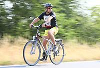 Radfahrer der Staffel Team FEG - Mörfelden-Walldorf 15.07.2018: 10. MöWathlon