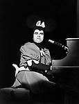 Elton John 1980..Photo by Chris Walter/Photofeatures..