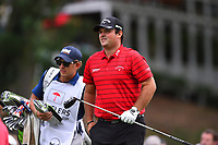 2017 Travelers Chamionship - Patrick Reed - 18th Tee - 6/25/2018 - 4th Round