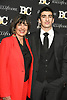 Christiane Amanpour and son Darius Rubin attend the Broadcasting &amp; Cable Hall Of Fame 2018 Awards on October 29, 2018 at Ziegfeld Ballroom In New York, New York, USA. <br /> <br /> photo by Robin Platzer/Twin Images<br />  <br /> phone number 212-935-0770