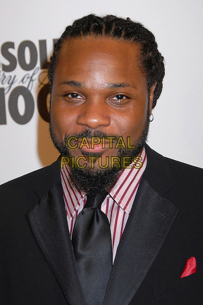 "MALCOLM JAMAL WARNER.""Butterflies Over Hollywood"" Benefit for the Lupus Foundation of America at the El Rey Theatre, Beverly Hills, California, USA. .September 29th, 2007.headshot portrait beard facial hair .CAP/ADM/BP.©Byron Purvis/AdMedia/Capital Pictures."