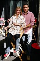 Toronto (ON) CANADA, April 21, 2007<br /> <br /> Andre Nix Fine (L), Sean Fine (R)<br /> Co-Directors  WAR / DANCE (USA)<br /> at the HOT DOCS Film Festival 2007 <br /> <br />     photo by Pierre Roussel - Images Distribution