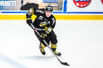 Stockholm 2014-10-02 Ishockey Hockeyallsvenskan AIK - BIK Karlskoga :  <br /> AIK:s Robin Kovacs i aktion <br /> (Foto: Kenta J&ouml;nsson) Nyckelord:  AIK Gnaget Hockeyallsvenskan Allsvenskan Hovet Johanneshovs Isstadion Bofors BIK Karlskoga portr&auml;tt portrait