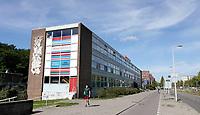 Nederland  Amsterdam - 2019. Talentenhuis in Amsterdam-West. Het Talentenhuis is een cultureel educatief centrum dat verschillende maatschappelijke en culturele ondernemingen huisvest.   Berlinda van Dam / Hollandse Hoogte