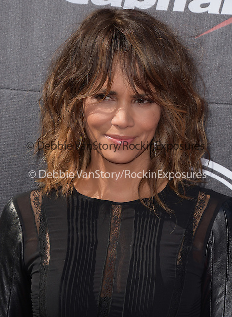 Halle Berry attends The 2015 ESPY Awards held at The Microsoft Theatre  in Los Angeles, California on July 15,2015                                                                               © 2015 Hollywood Press Agency