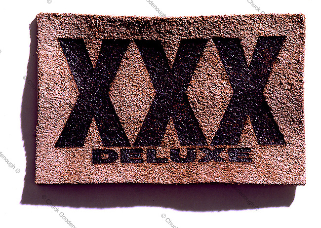 Product Photo of Jeans Back Patch Logo for Tripple X