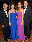 From left: Jim and Sherry Smith with Soraya and Scott McClelland at the Memorial Hermann Gala at the Hilton Americas Houston Saturday May 09,2009.(Dave Rossman/For the Chronicle)