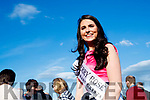 Kerry Rose Breda O'Mahony at the Kingdom Greyhound Stadium, Tralee, GAA Night of Champions on Friday night last.