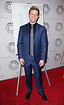 Hunter Ryan Herdlicka attends the 'Elaine Stritch: Shoot Me' screening at The Paley Center For Media on February 19, 2014 in New York City.