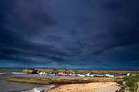 Portmahomack Harbour, Portmahomack, Easter Ross