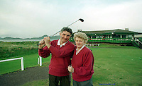 Mick and Mary Carmel  O' Dwyer <br /> Pic: Don MacMonagle