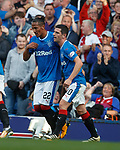 Bruno Alves and Graham Dorrans