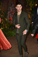 Nick Jonas at the Los Angeles premiere of &quot;Jumanji: Welcome To the Jungle&quot; at the TCL Chinese Theatre, Hollywood, USA 11 Dec. 2017<br /> Picture: Paul Smith/Featureflash/SilverHub 0208 004 5359 sales@silverhubmedia.com