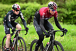 Chris Froome (GBR) Team Ineos in action during Stage 2 of the 2019 Tour de Yorkshire, running 132km from Barnsley to Bedale, Yorkshire, England. 3rd May 2019.<br /> Picture: ASO/SWPix | Cyclefile<br /> <br /> All photos usage must carry mandatory copyright credit (© Cyclefile | ASO/SWPix)