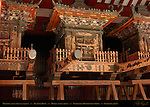 Mikoshi Sacred Spirit Palanquins, Treasure House, Tsurugaoka Hachimangu Shrine, Kamakura, Japan
