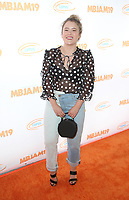 27 July 2019 - Hollywood, California - Taylor Spreitler. Michael B. Jordan And Lupus LA Present 3rd Annual MBJAM19 held at Dave & Busters. Photo Credit: FSadou/AdMedia