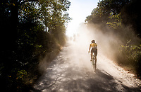 Koen Bouwman (NED/Jumbo-Visma)<br /> <br /> 14th Strade Bianche 2020<br /> Siena > Siena: 184km (ITALY)<br /> <br /> delayed 2020 (summer!) edition because of the Covid19 pandemic > 1st post-Covid19 World Tour race after all races worldwide were cancelled in march 2020 by the UCI