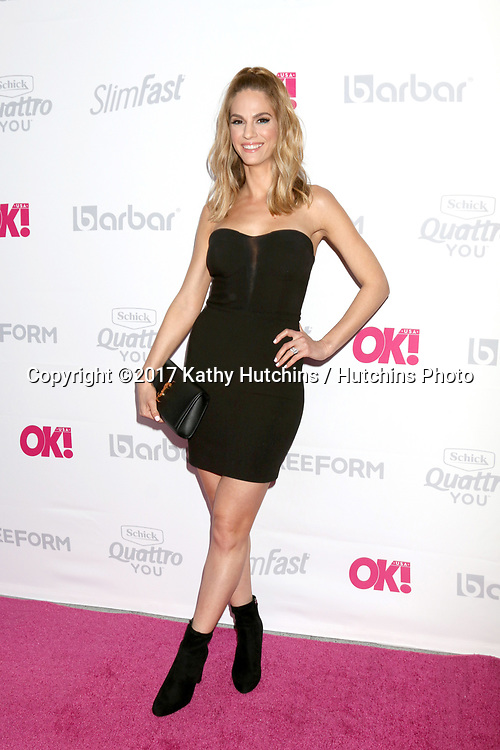 LOS ANGELES - MAY 17:  Kelly Kruger at the OK! Magazine Summer Kick-Off Party at the W Hollywood Hotel on May 17, 2017 in Los Angeles, CA