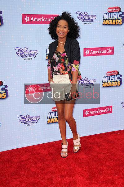 Yara Shahidi<br /> at the 2015 Radio Disney Music Awards, Nokia Theater, Los Angeles, CA 04-25-15<br /> David Edwards/Dailyceleb.com 818-249-4998