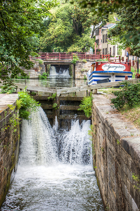 C&O Canal Georgetown Washington DC
