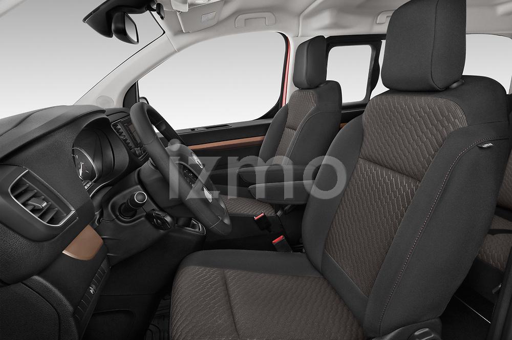 Front seat view of 2018 Toyota Proace-Verso Viaggio 5 Door Minivan Front Seat  car photos