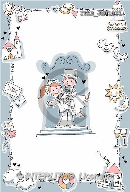 Andrea, WEDDING, paintings(ITABJMU1031,#W#) ,everyday