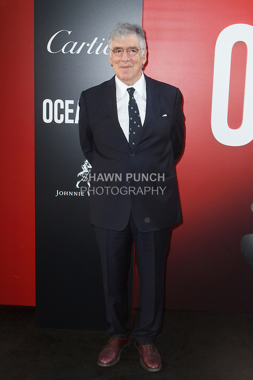 Elliot Gould arrives at the World Premiere of Ocean's 8 at Alice Tully Hall in New York City, on June 5, 2018.