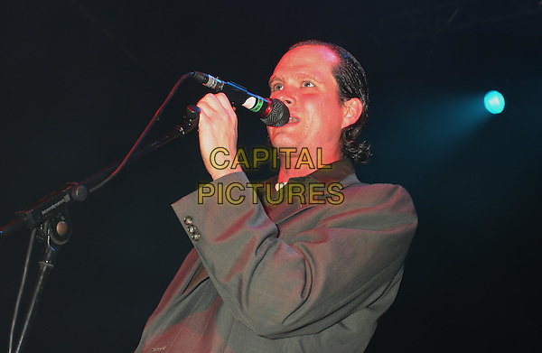 ELECTRIC SIX.Live in concert at The Astoria.www.capitalpictures.com.sales@capitalpictures.com.©Capital Pictures.music