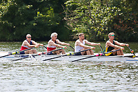 Race: 290  MasC.4x-  Final<br /> 43  City of Oxford Composite<br /> 45  Kingston Rowing Club<br /> <br /> Henley Masters Regatta 2018 - Saturday<br /> <br /> To purchase this photo, or to see pricing information for Prints and Downloads, click the blue 'Add to Cart' button at the top-right of the page.