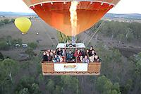 20140809 August 09 Hot Air Balloon Gold Coast