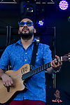 The Chamanas Rock the Tito's Vodka Paso Del Norte Stage Day Two the Neon Desert Music Festival, May 28, 2017 El Paso Texas