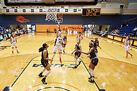 SAN ANTONIO, TX - JANUARY 5, 2019: The University of Texas at San Antonio Roadrunners fall to the University of Texas at El Paso Miners 73-60 at the UTSA Convocation Center. (Photo by Jeff Huehn)