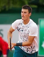 28-05-13, Tennis, France, Paris, Roland Garros, Bernard Tomic